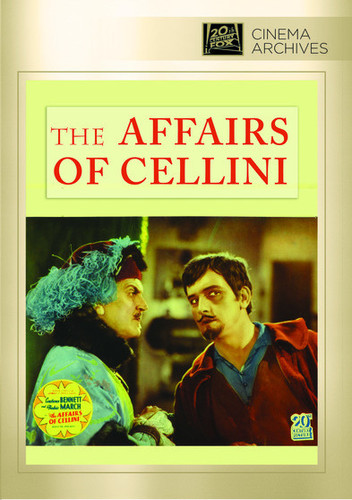 Affairs of Cellini