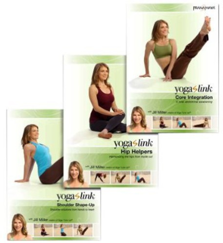 Yoga Link: Harmonizing Hips Shoulders & Core
