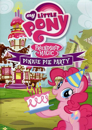 Friendship Is Magic: Pinkie Pie Party
