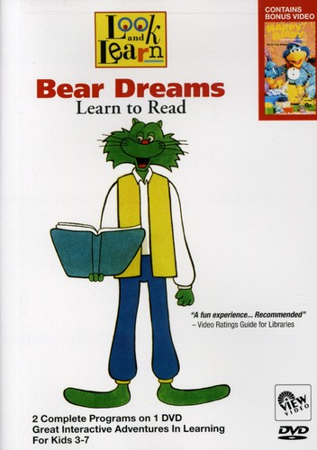 Look & Learn: Bear Dreams - Learn to Read
