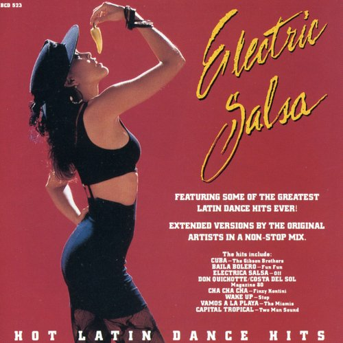 Electric Salsa /  Various