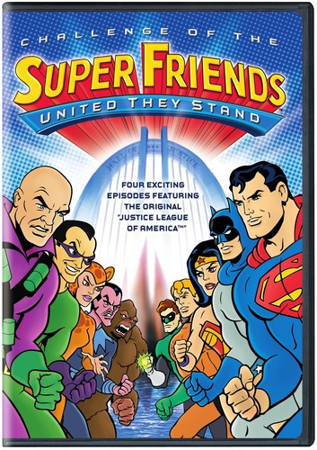 Challenge Superfriends: United They Stand