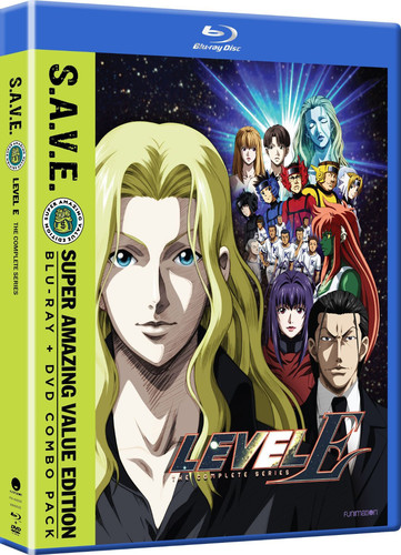 Level E: The Complete Series - S.A.V.E.