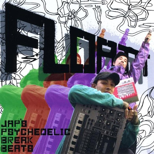 Jap's Psychedelic Break Beats