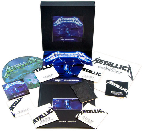 Ride the Lightning (Deluxe Box Set)