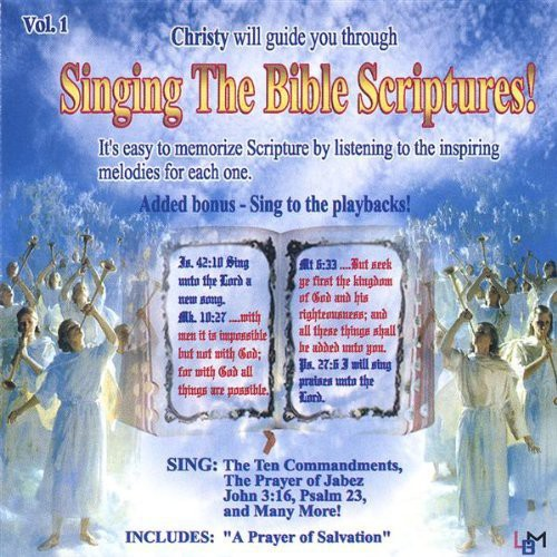 Singing the Bible Scriptures!