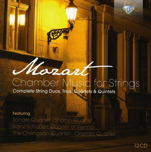 Chamber Music for Strings