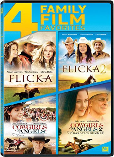 Flicka /  Flicka 2 /  Cowgirls N Angels /  Cowgirls N