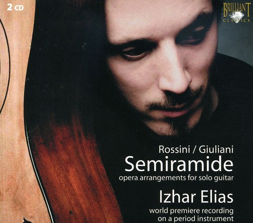 Semiramide Arrangements for Guitar