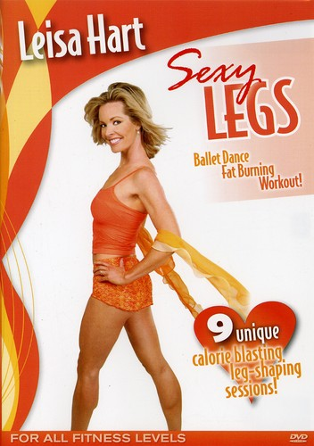 Sexy Legs Ballet Dance Fat Burning Workout