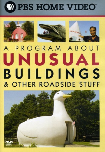 Program About Unusual Buildings & Other Roadside