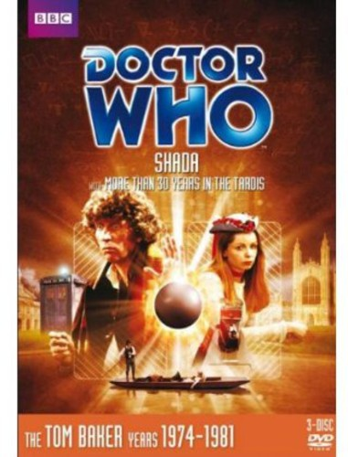Doctor Who: EP. 109 - Shada