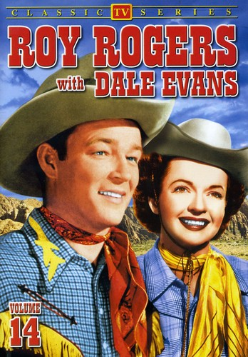 Roy Rogers with Dale Evans 14