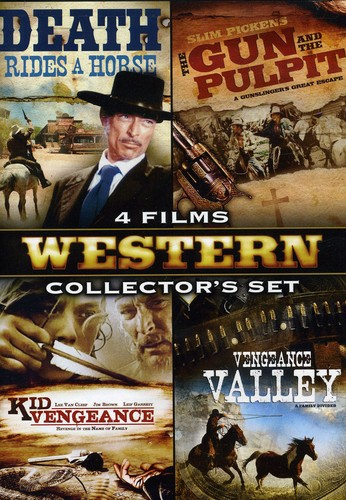 Classic Westerns Collector's Set 3
