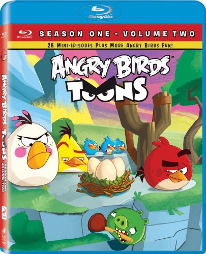 Angry Birds Toons: The First Season - Vol Two