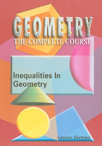 Inequalities in Geometry