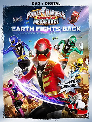 Power Rangers Super Megaforce: Vol 1 Earth Fights