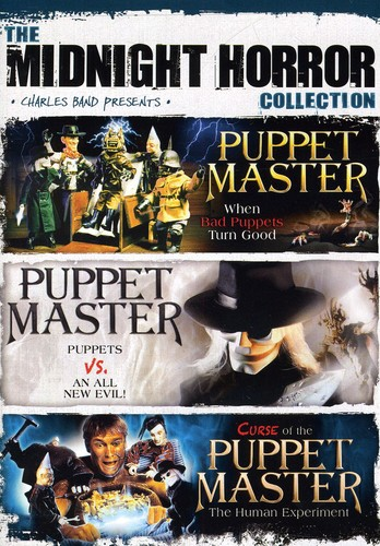 Midnight Horror Collection: Puppet Master 2