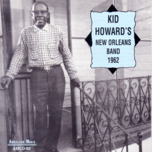 Kid Howard's New Orleans Band 1962