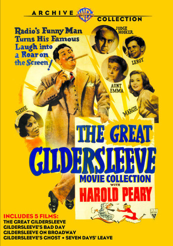 The Great Gildersleeve Movie Collection