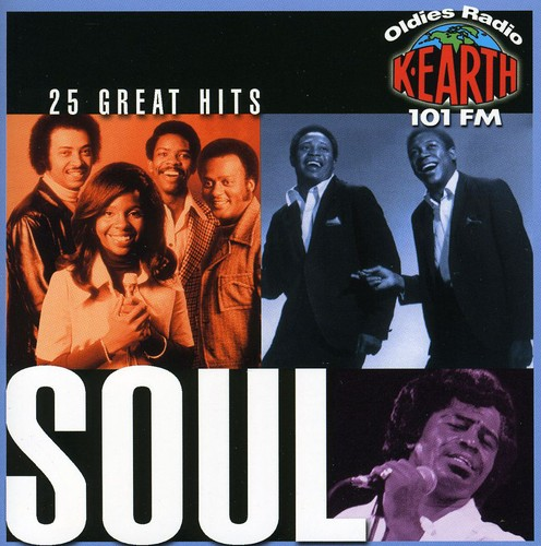 K-Earth Oldies - Motown Rock N Roll: Soul /  Various