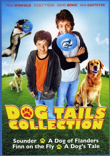 Dog Tails Collection: 4 Movie Set