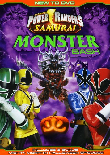 Power Rangers: Monster Bash