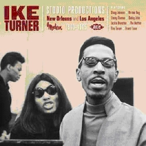 Studio Productions: New Orleans & L.A.1963-1965 [Import]