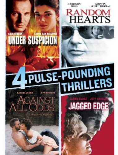 4 Pulse-Pounding Thrillers