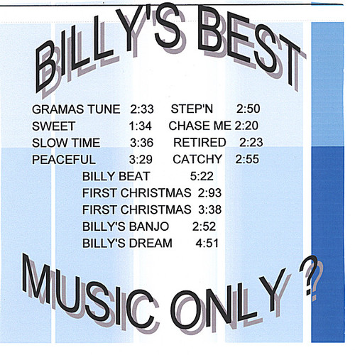 Billy's Best