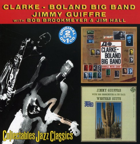Clarke-Boland Big Band /  Western Suite