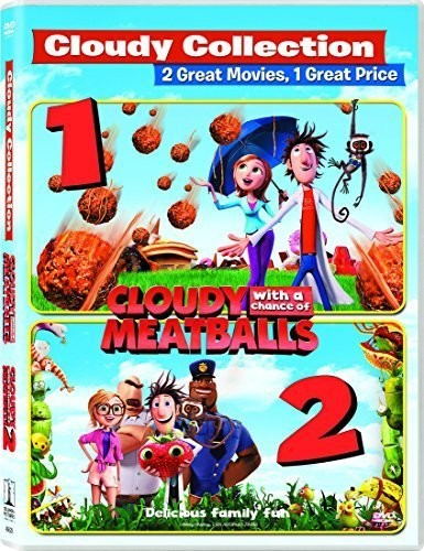 Cloudy with a Chance of Meatballs /  Cloudy with