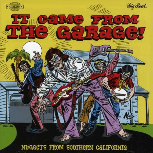 It Came from the Garage: Nuggets from /  Various [Import]