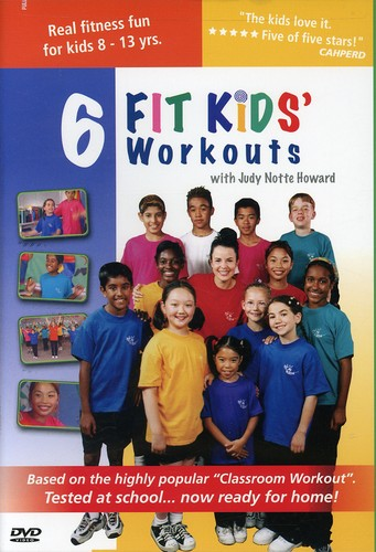 6 Kids Fitness Workouts Fit Kids