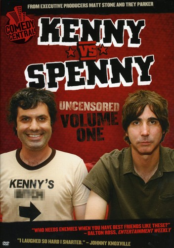Kenny Vs Spenny: Vol One - Uncensored