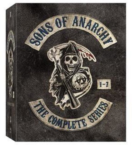 Sons Of Anarchy: The Complete Series 1-7