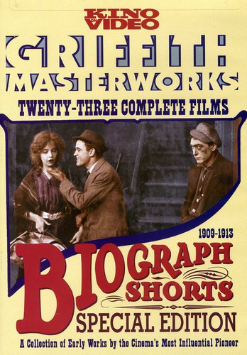 Biograph Shorts: Griffith Master