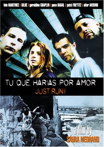 Tu Que Harias Por Amor (Just Run)