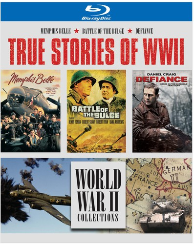 True Stories of WWII Collection