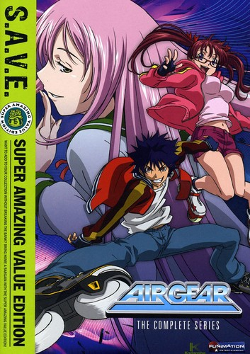 Air Gear: Complete - Save