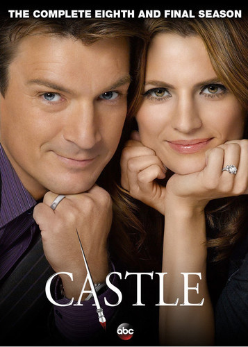 Castle: The Complete Eighth Season (Final Seaon)