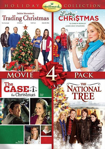 Hallmark Holiday Collection Movie 4 Pack