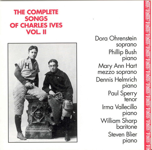 Complete Songs of Charles Ives 2