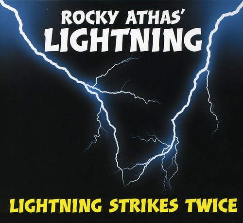Lightning Strikes Twice