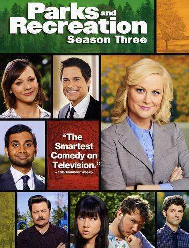 Parks & Recreation: Season Three