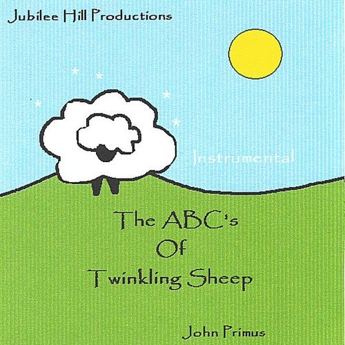 Abcs of Twinkling Sheep
