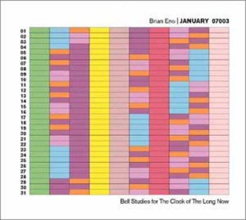 January 07003: Bell Studies for Clock of Long Now