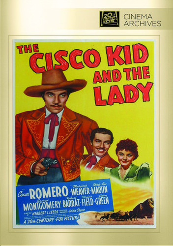 Cisco Kid & the Lady
