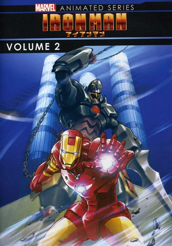 Marvel Iron Man: Animated Series 2