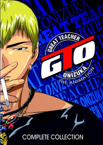 Gto: Great Teacher Onizuka Complete Series